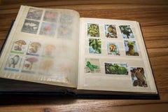 Zegel die 10 verzamelen Royalty-vrije Stock Fotografie