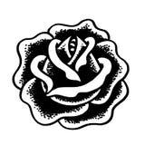 Zegel - nam toe Idee voor een tatoegering Stock Foto