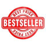 Zegel van Best-seller Royalty-vrije Stock Foto's