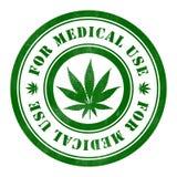 Zegel van voor medisch gebruik Royalty-vrije Stock Foto's