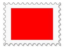 Zegel voor het 4:3 van het beeldtarief vector illustratie