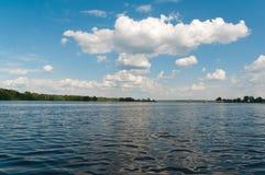 Zegrze lake Royalty Free Stock Image
