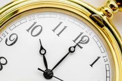 Zehn Uhr Lizenzfreie Stockbilder