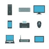 Zeichen auf dem Internet Lizenzfreie Stockfotos