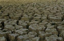 Zeichen der Dürre Stockfotografie