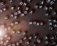Zeichen des Alphabetes Lizenzfreies Stockfoto