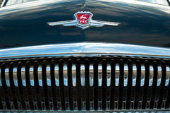 Zeichen Gaz Auto Lizenzfreies Stockfoto