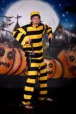 Zeichen Halloween-Dalton lizenzfreie stockbilder