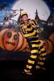 Zeichen Halloween-Dalton stockbilder