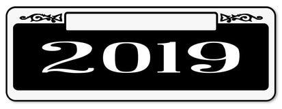 Zeichen New Orleans 2019 Stockfotografie