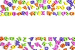 Zeichen vom Alphabet Lizenzfreies Stockbild