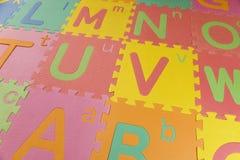 Zeichen von Farben II Stockbild