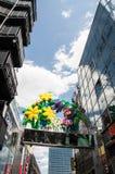 Zeichen von Takeshita-Straße Lizenzfreie Stockfotografie