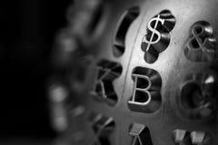 Zeichen, Zeichen, Symbole Lizenzfreie Stockfotografie