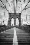 Zeichen, Ziegelsteine, nahe der Brooklyn-Br?cke lizenzfreies stockfoto