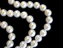 Zeichenketten der Perlen Stockbilder