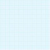 Zeichenpapier mit Maßeinteilung Stockfoto