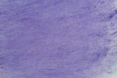 ZEICHENSTIFT-Hintergrundbeschaffenheit der violetten Kunst Pastell lizenzfreie abbildung