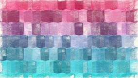 Zeichnende Farbe der Kunst des abstrakten Hintergrundes vektor abbildung