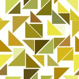 Zeichnet nahtlose Zusammenfassung farbiges geometrisches Dreieck Muster Unordentlich, Segeltuch, Hintergrund u. Design lizenzfreie abbildung