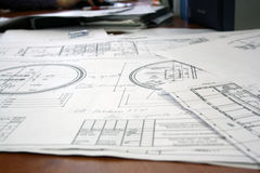 Zeichnung Lizenzfreies Stockfoto