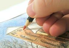 Zeichnung Lizenzfreies Stockbild