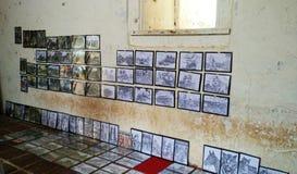 Zeichnung verkauft in St. Paul Church Malacca Malaysia Lizenzfreies Stockbild