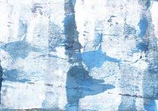 Zeichnungsbild der farbigen Wäsche des Lavendelblaus Lizenzfreies Stockfoto