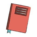 Zeichnungsbuch-Tagebuchverzeichnisbüro Stockbilder