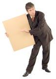 Zeigen der Meldung Lizenzfreie Stockbilder