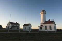 Zeigen Sie Wilson-Leuchtturm Lizenzfreie Stockbilder