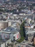 Zeil, Frankfurt Stock Afbeeldingen