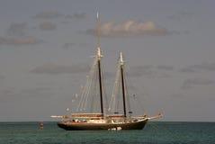 Zeilboot Royalty-vrije Stock Afbeeldingen