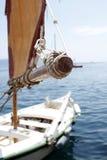 Zeilboot Stock Afbeelding