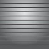 Zeile metallischer Hintergrund Lizenzfreie Stockbilder