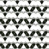 Zeile Muster Stockbild