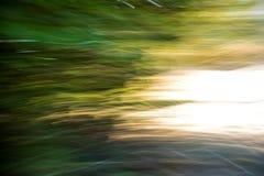 Zeile und Leuchtezusammenfassung Lizenzfreies Stockbild