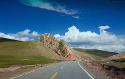 Zeile Yunnan-Tibet Lizenzfreie Stockfotografie