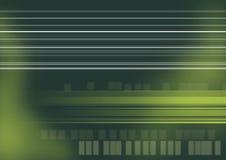 Zeilen-und Form-Hintergrund Lizenzfreie Stockbilder