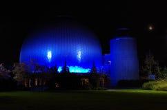 Zeiss planetarium in berlin Royalty Free Stock Photos