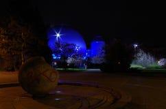 Zeiss planetarium in berlin Royalty Free Stock Images
