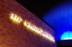 Zeiss planetarium in berlin Royalty Free Stock Image