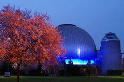 Zeiss planetarium in berlin Stock Images