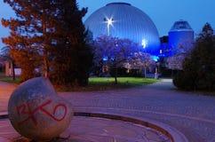 Zeiss planetarium in berlin Stock Image