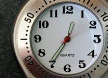 Zeit-Überschreiten Stockfotografie
