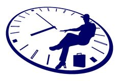 Zeit Lizenzfreies Stockbild