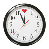 Zeit der Liebe Stockbilder