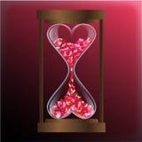Zeit der Liebe Stockfotografie