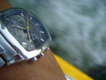 Zeit durch den Nil Stockbild