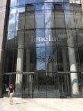 Zeit enthaltenes Gebäude, Manhattan, NYC stockfotografie
